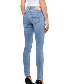 Replay 5-Pocket-Jeans mit coolen Destroyed-Effekten