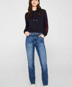 Esprit Stretch-Jeans mit neuem Fit blau