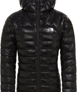 The North Face Outdoorjacke »L3 Daunen-Kapuzenjacke Damen« schwarz