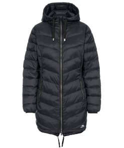 Trespass Steppjacke »Damen Rianna« schwarz
