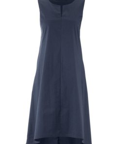 heine CASUAL Kleid in A-Linie blau