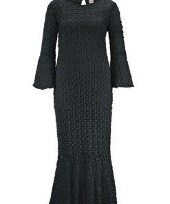 heine TIMELESS Spitzenkleid mit Unterkleid schwarz
