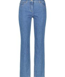 GERRY WEBER Hose Jeans lang »5-Pocket Jeans Comfort Fit Danny« blau