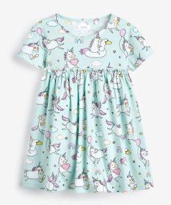 Next Kleid grün