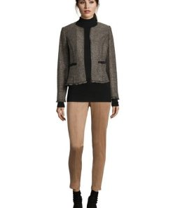 Betty Barclay Blazer-Jacke »mit Reißverschluss« schwarz