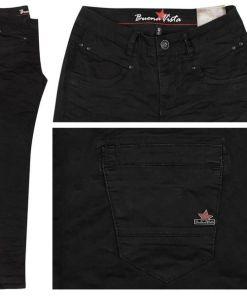 Buena Vista Jeans Anna C Stretch Twill black