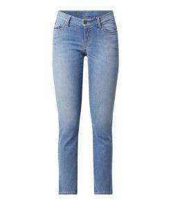 Slim Fit Jeans mit Stretch-Anteil Modell 'Liu