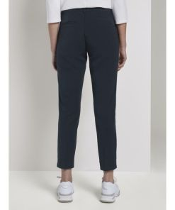 TOM TAILOR Chinohose Mia Slim Hose in Ankle-Länge