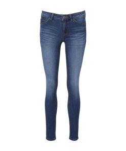 TOM TAILOR DENIM Damen Jona ExtraSkinny Jeans, braun, Gr.32/32
