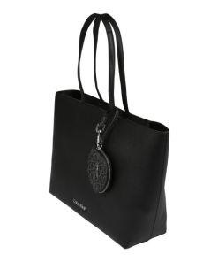 Calvin Klein Shopper schwarz