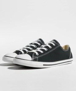 Converse Frauen Sneaker All Star Dainty Ox in schwarz
