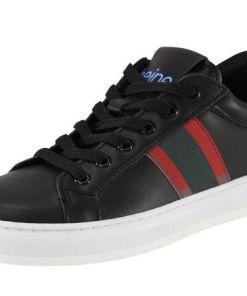 Heine Sneaker, schwarz