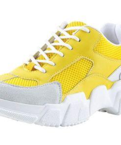 Heine Sneaker, gelb