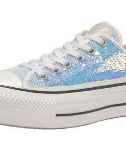 Converse Plateausneaker Chuck Taylor All Star Lift Ox Sparkling Pack