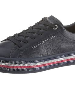 TOMMY HILFIGER Plateausneaker TOMMY JEWELED SNEAKER