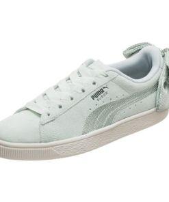 PUMA Sneaker Suede Bow Hexamesh