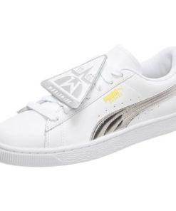 PUMA Sneaker Basket Badge Trailblazer Metallic