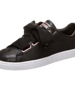 PUMA Sneaker Basket Heart Leather