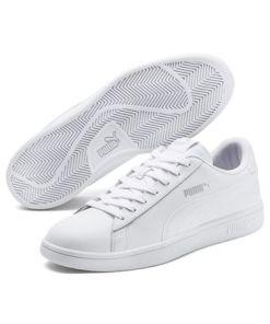 PUMA Sneakers 'Smash v2 L' weiß
