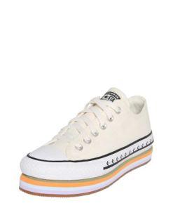 CONVERSE Sneaker 'CHUCK TAYLOR ALL STAR PLATFORM LAYER' mischfarben / weiß