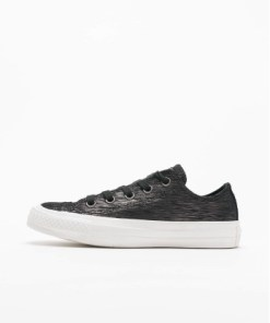 Converse Frauen Sneaker Chuck Taylor All Star Ox in schwarz