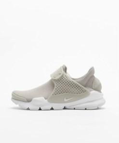 Nike Frauen Sneaker Sock Dart in grau