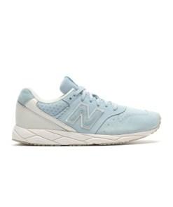 New Balance Frauen Sneaker WRT96MB in blau