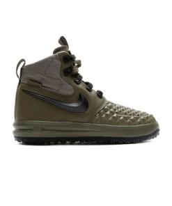 Nike Frauen Sneaker Lunar Force 1 Duckboot `17 in grün