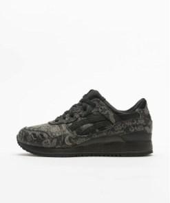 Asics Frauen Sneaker Gel-Lyte III in schwarz