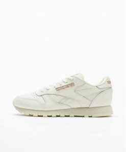 Reebok Frauen Sneaker Classic Leather in weiß
