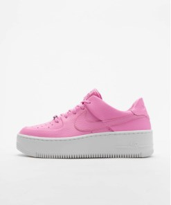 Nike Frauen Sneaker AF1 Sage Low in pink