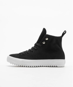 Converse Frauen Sneaker Chuck Taylor All Star Hiker Final Frontier in schwarz