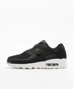 Nike Frauen Sneaker Air Max 90 Twist in schwarz