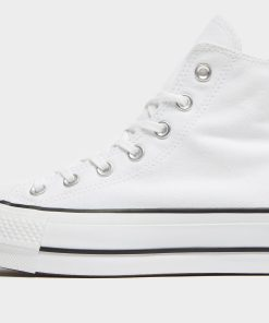 Converse All Star Lift Hi Platform Damen - Weiss - Womens, Weiss