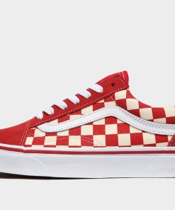 Vans Old Skool Damen - Rot - Womens, Rot