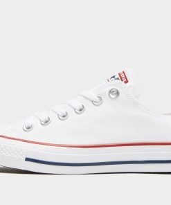 Converse All Star Ox Damen - Weiss - Womens, Weiss