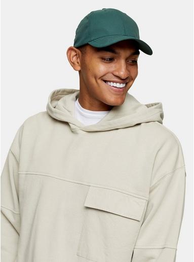 Klassisches Baseball Cap-Design, khaki, KHAKI