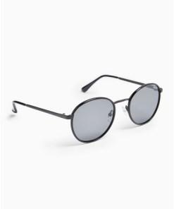 SCHWARZQUAY 'Omen' Sonnenbrille, SCHWARZ