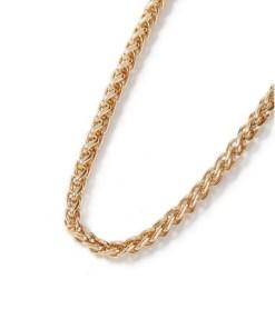 Halskette mit Twist-Design, gold, GOLD
