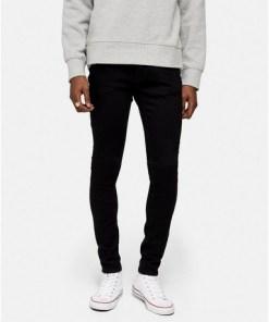 Jack & Jones Skinny Jeans, schwarz, SCHWARZ