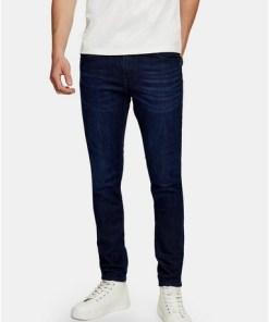 Lee Skinny Jeans, blau, BLAU