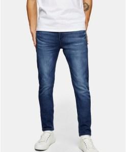 LEVI'S 519 Extra Skinny Jeans, blau, BLAU