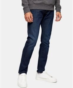WRANGLER Skinny Jeans, blau, BLAU