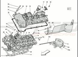 Ferrari 458 Speciale Ersatzteile aus dem Katalog bei ATD