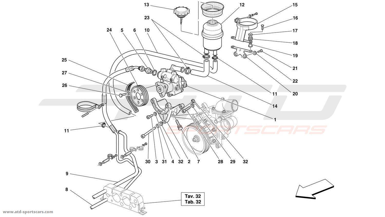 2004r parts diagram