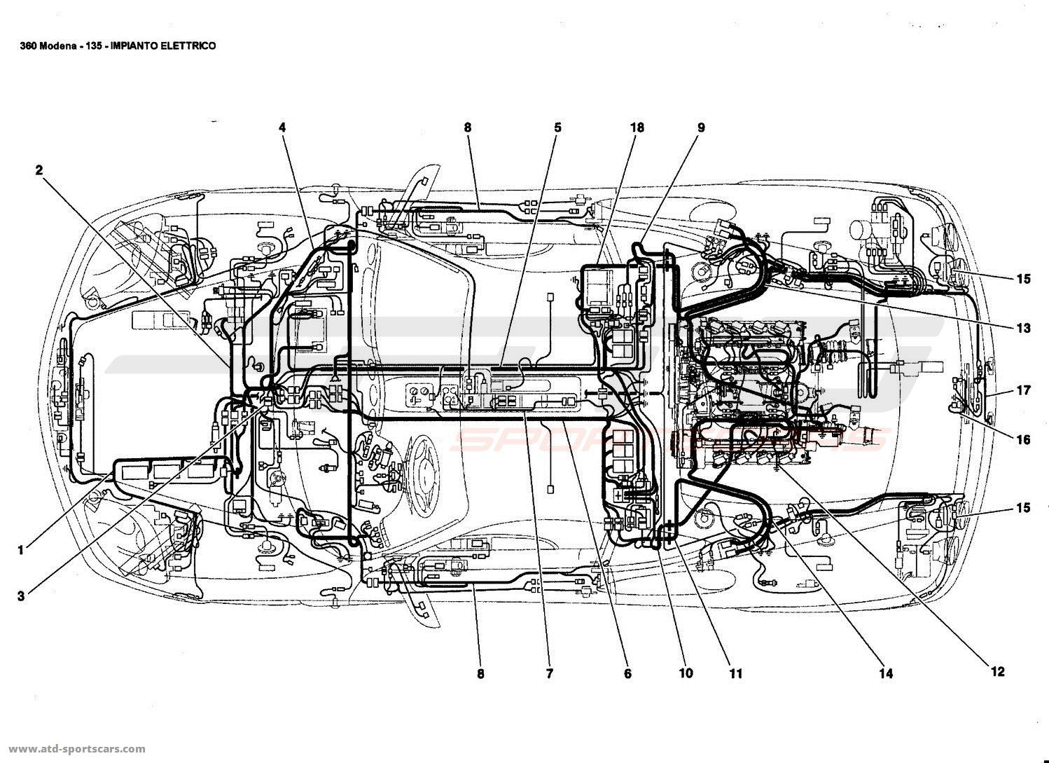 Ferrari 355 Fuse Box • Wiring Diagram For Free