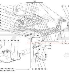 ferrari 360 spider secondary air system [ 1500 x 946 Pixel ]