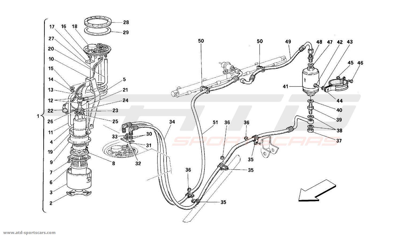 Ferrari Parts Diagram - All Diagram Schematics on