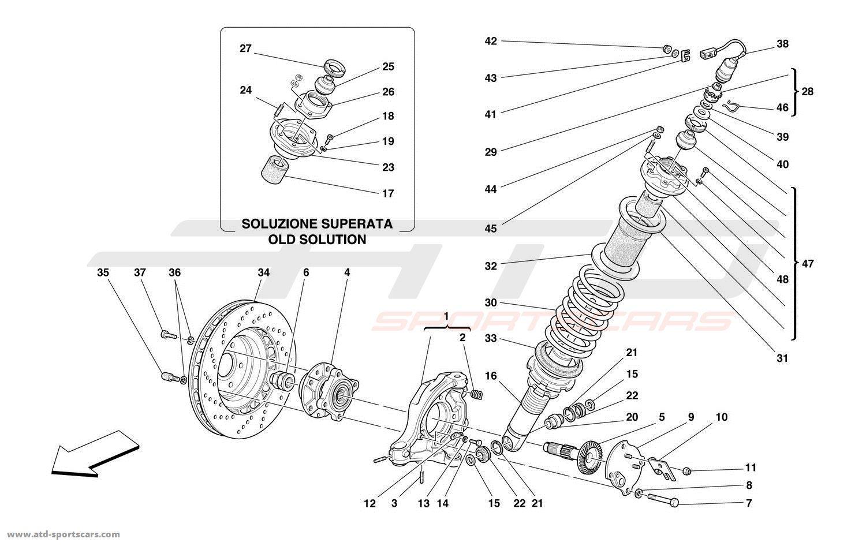 Ferrari 550 Fuse Box. Ferrari. Auto Wiring Diagram