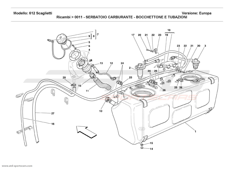 Service manual [How To Remove Fuel Pump 2009 Ferrari 430